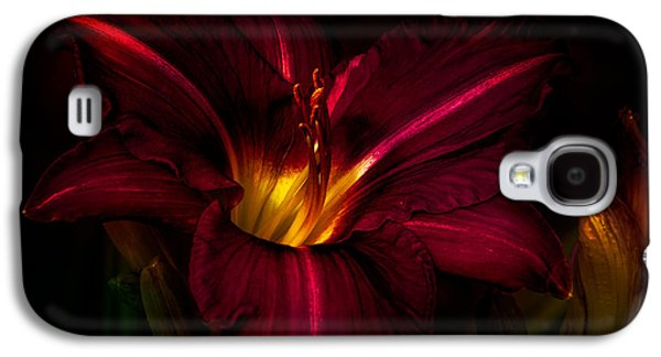 Lily Number Nine Galaxy S4 Case by Bob Orsillo