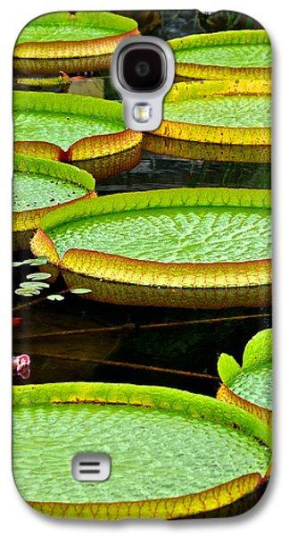 Lily Pad Pond Galaxy S4 Case