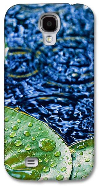 Lily Pads Galaxy S4 Case by Debi Bishop