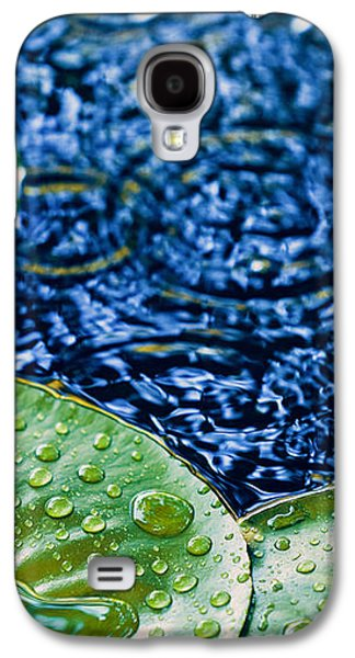 Lily Pads Galaxy S4 Case