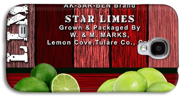 Lime Farm Galaxy S4 Case