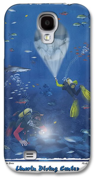 Lincoln Diving Center Galaxy S4 Case by Mike McGlothlen