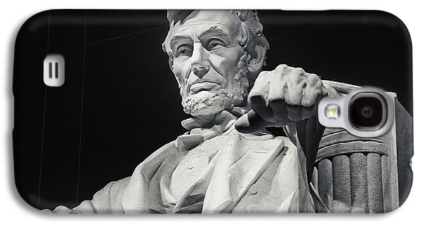 Lincoln Memorial Galaxy S4 Case - Lincoln by Joan Carroll