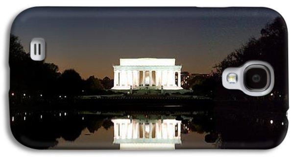 Lincoln Memorial Galaxy S4 Case - Lincoln Memorial by Mike Baltzgar
