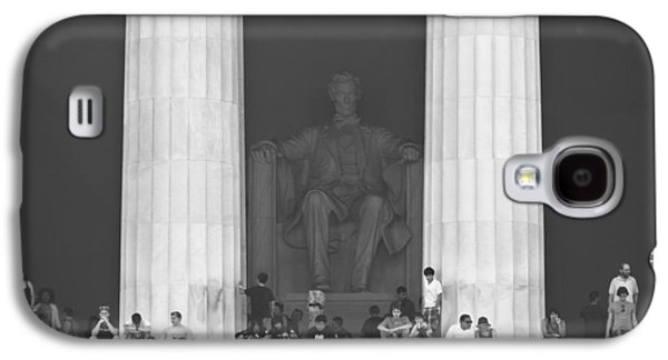 Lincoln Memorial - Washington Dc Galaxy S4 Case by Mike McGlothlen