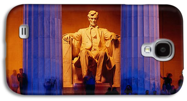 Lincoln Memorial, Washington Dc Galaxy S4 Case by Panoramic Images
