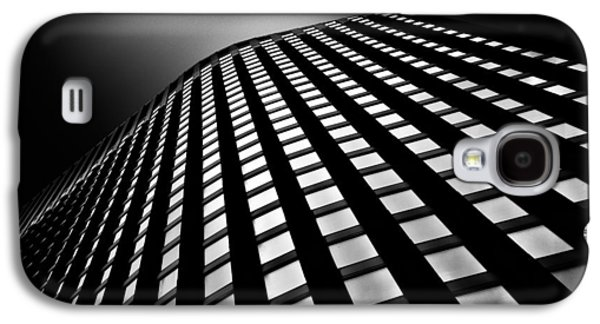 City Scenes Galaxy S4 Case - Lines Of Learning by Dave Bowman