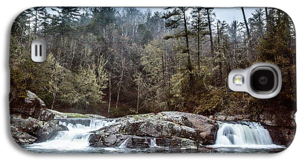 Linville Upper Falls Galaxy S4 Case