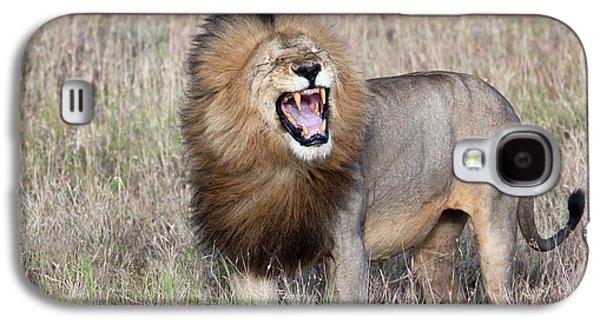 Lion Galaxy S4 Case