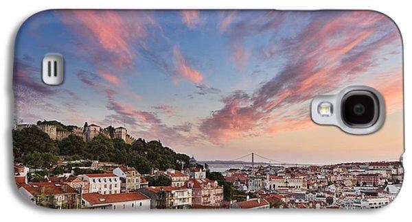 Lisbon Galaxy S4 Case by Rod McLean