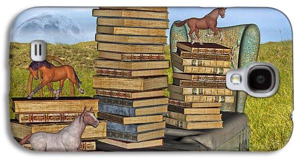 Literary Levels Galaxy S4 Case