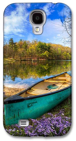 Little Bit Of Heaven Galaxy S4 Case by Debra and Dave Vanderlaan