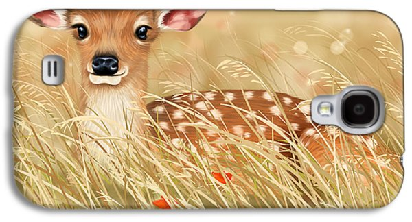 Little Fawn Galaxy S4 Case