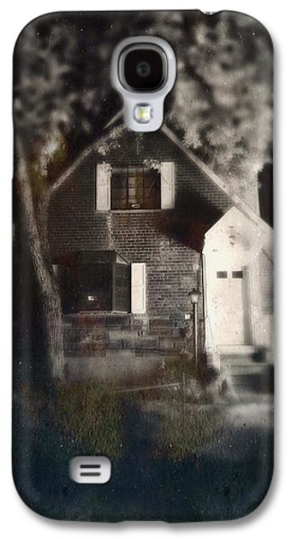 Little House In Maspeth Galaxy S4 Case by H James Hoff