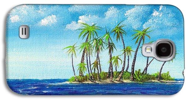 Little Island Galaxy S4 Case