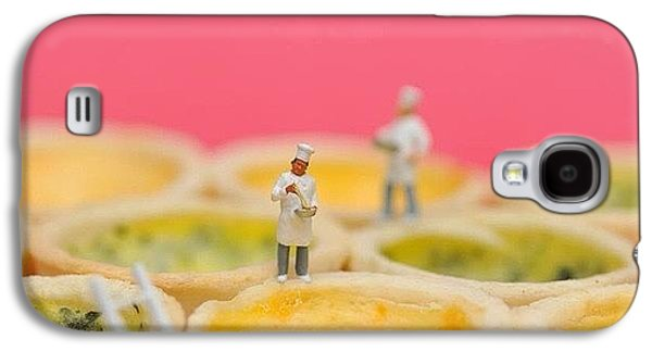 Decorative Galaxy S4 Case - Little People Around Is A #photography by Julio  Kamara