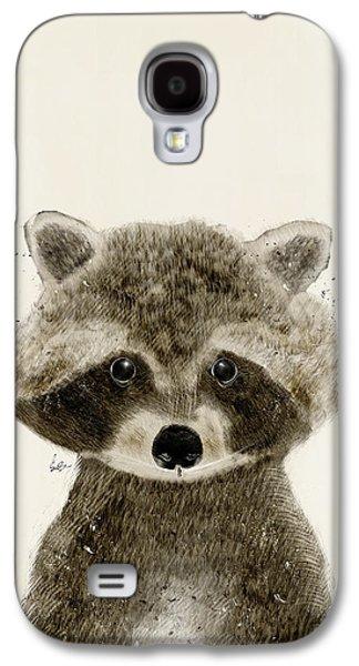Little Raccoon Galaxy S4 Case by Bri B