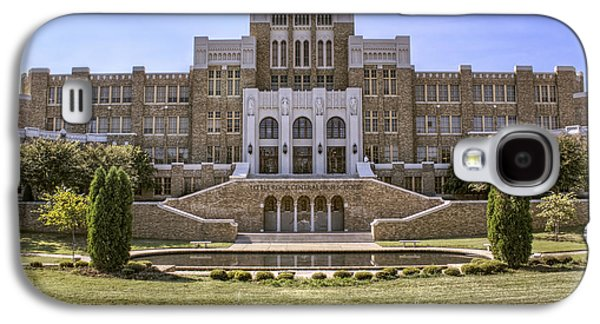 Little Rock Central High School Galaxy S4 Case