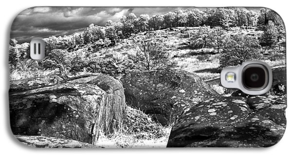 Little Roundtop Overlooking Devils Den Galaxy S4 Case by Paul W Faust -  Impressions of Light