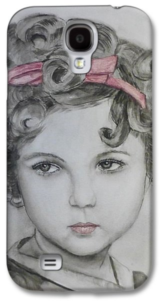 Little Shirley Temple Galaxy S4 Case