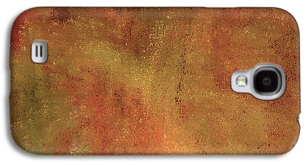 Living In A Copper World Galaxy S4 Case by Ann Johndro-Collins