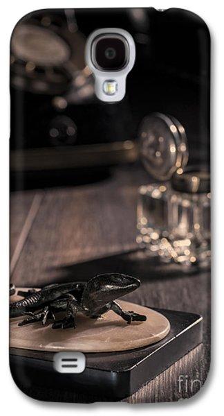 Lizard Paperweight Galaxy S4 Case