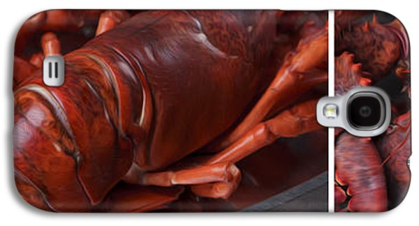Lobster Galaxy S4 Case by Nailia Schwarz