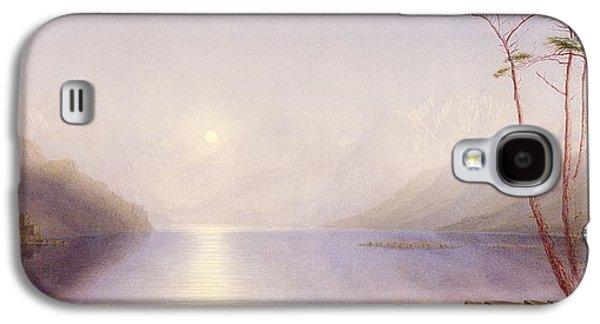 Loch Duich, Summer Moonlight Galaxy S4 Case