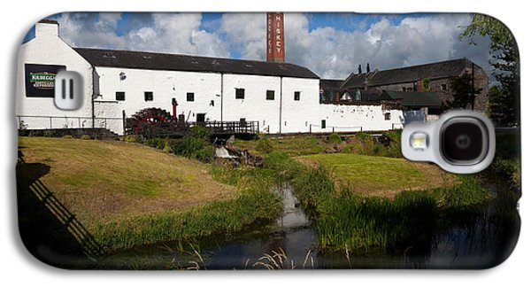 Lockes Irish Whiskey Distillery Galaxy S4 Case by Panoramic Images