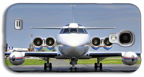 Lockheed Jetstar 2 Galaxy S4 Case by Dan Myers