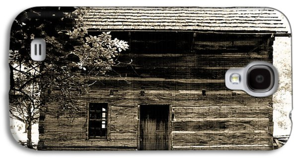 Log Cabin Home Galaxy S4 Case
