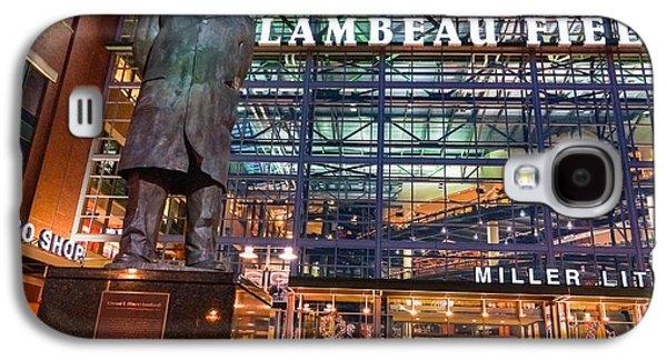 Lombardi At Lambeau Galaxy S4 Case