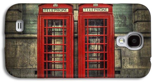 London Calling Galaxy S4 Case by Evelina Kremsdorf