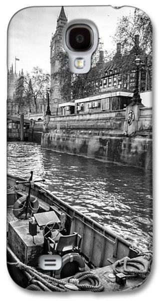 London Dock Galaxy S4 Case by Glenn DiPaola