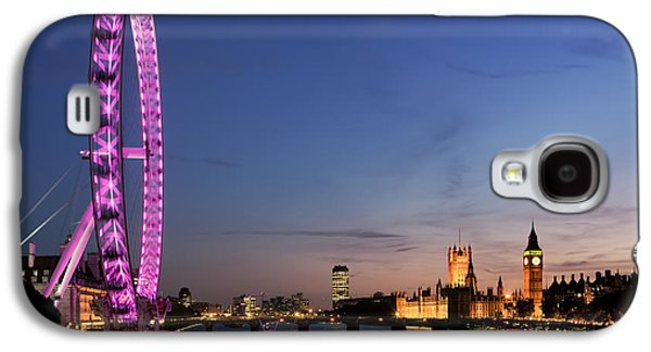 London Eye Galaxy S4 Case by Rod McLean