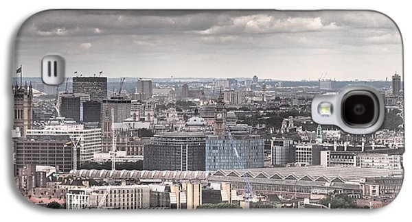 London Under Grey Skies Galaxy S4 Case