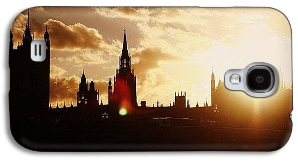 London Galaxy S4 Case - #london #westminster #parliamenthouse by Ozan Goren