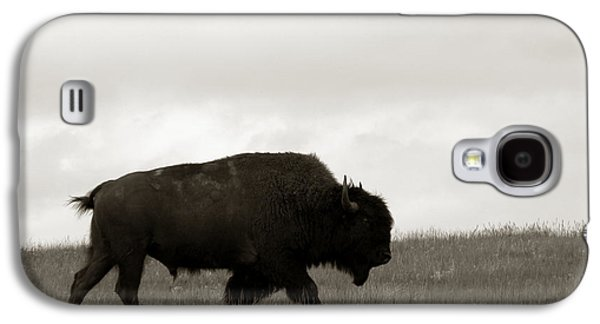 Lone Bison Galaxy S4 Case