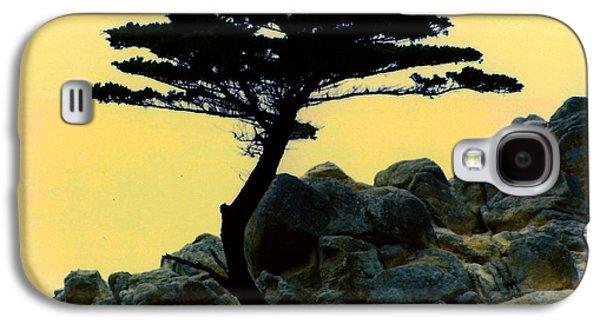 Lone Cypress Companion Galaxy S4 Case