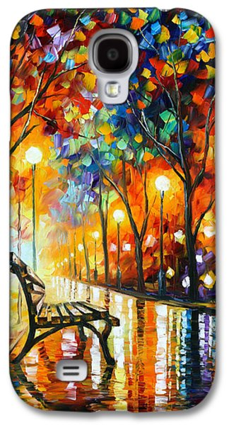 Loneliness Of Autumn Galaxy S4 Case by Leonid Afremov