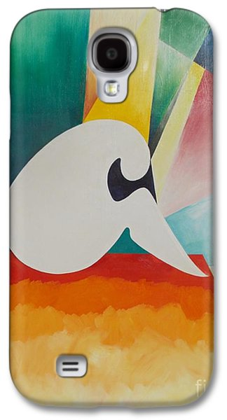 Loneliness Galaxy S4 Case by PainterArtist FIN