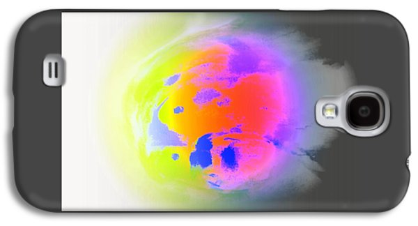 I Am The Most Lonely Planet You Have Ever Seen  Galaxy S4 Case by Hilde Widerberg