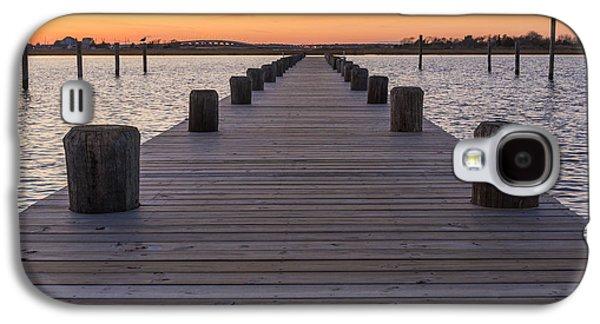 Long Pier Galaxy S4 Case