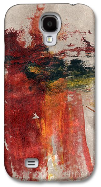 Long Time Coming Galaxy S4 Case by Linda Woods