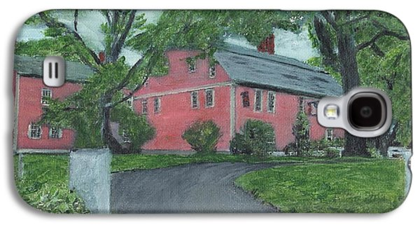 Longfellow's Wayside Inn Galaxy S4 Case by Cliff Wilson