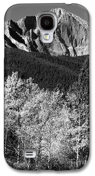 Longs Peak 14256 Ft Galaxy S4 Case by James BO  Insogna