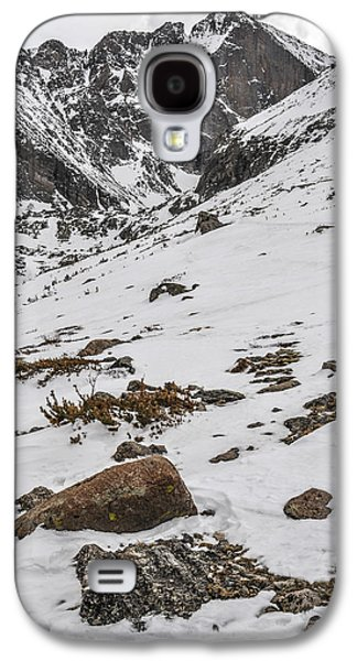 Longs Peak -  Vertical Galaxy S4 Case