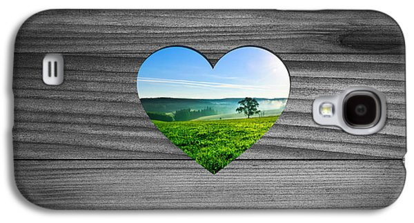 Look Into Nature Galaxy S4 Case