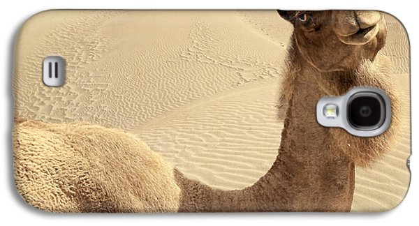 Looking At Ya Galaxy S4 Case by Lourry Legarde