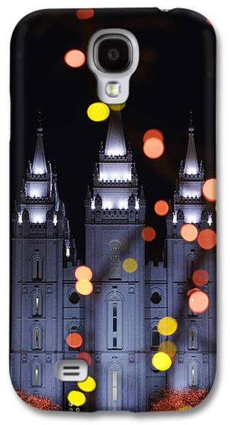 Looking Through Light Galaxy S4 Case by Chad Dutson